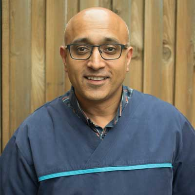 Bhupinder Dawett hafren House Dental Alfreton